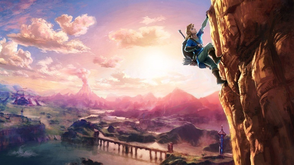 Art for The Legend of Zelda: Breath of the Wild