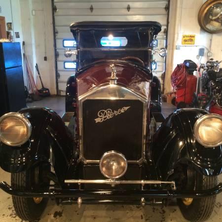 1926 Pierce-Arrow Series 80 Convertible