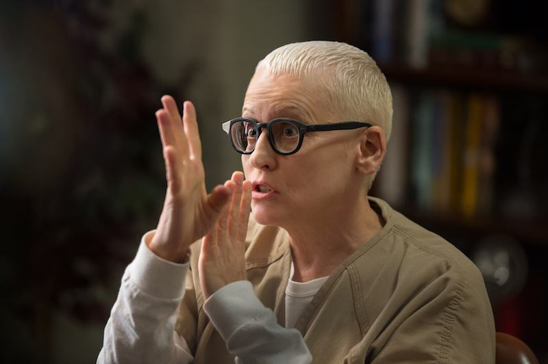 Lori Petty on Orange is the New Black