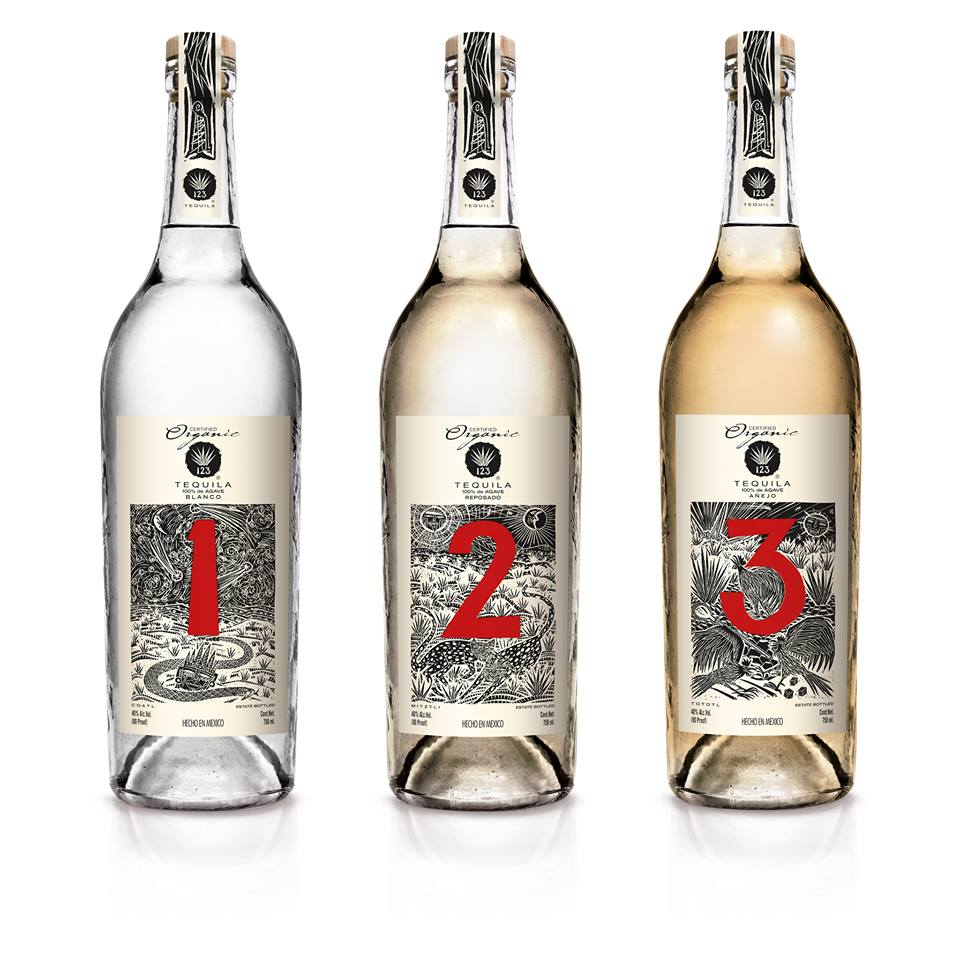 123 Organic Tequila