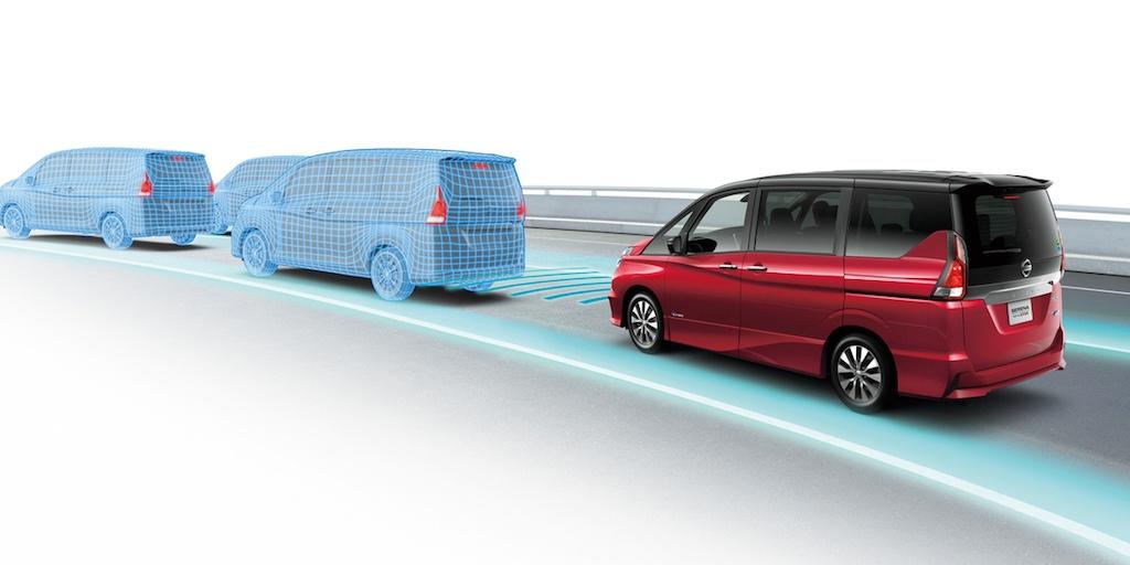 Nissan ProPILOT autonomous driving
