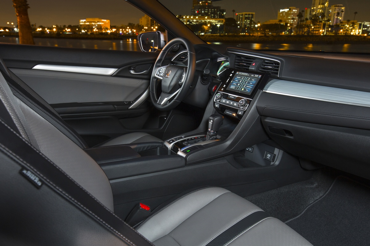 2016 Honda Civic Coupe| Honda
