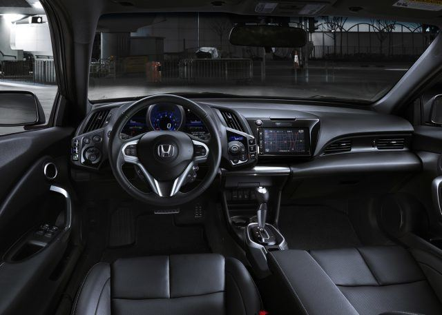 2016 Honda CR-Z Interior | Source: Honda