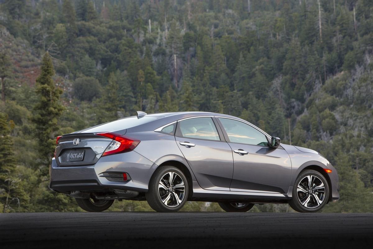 2016 Honda Civic Sedan | Honda