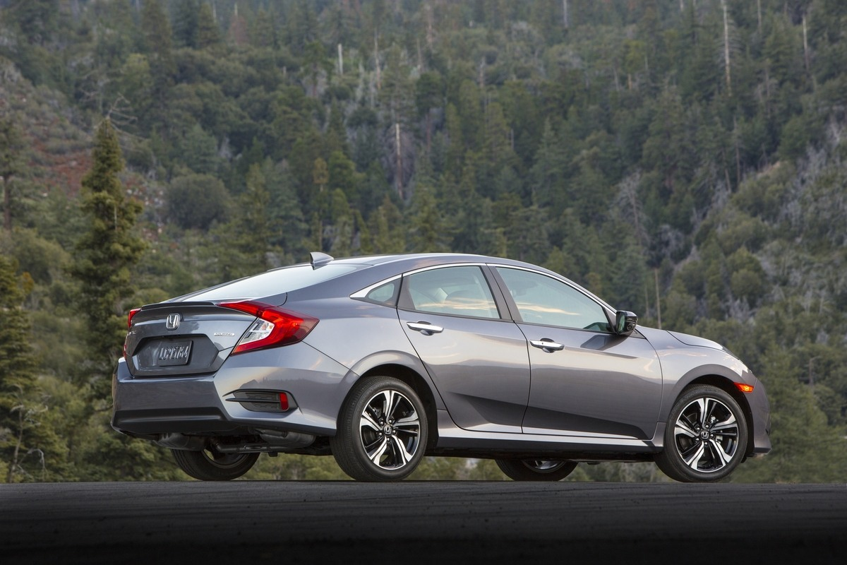 2016 Honda Civic Sedan | Honda
