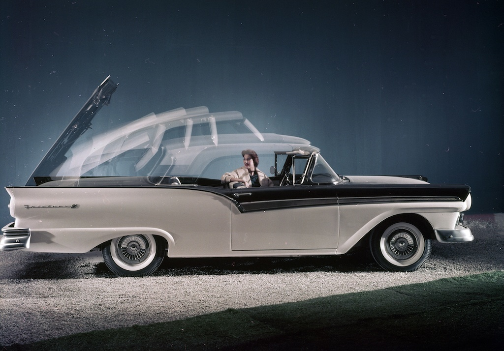 1957 Ford Fairlane Skyliner
