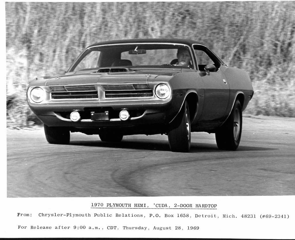 Why the Plymouth Barracuda Deserves a Second Chance