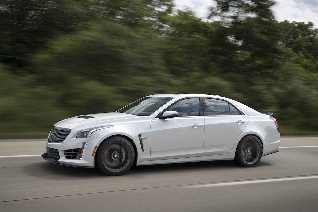 2017 Cadillac CTS-V   Cadillac