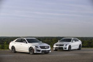 Cadillac Adds Carbon Black Package to 2017 ATS, CTS