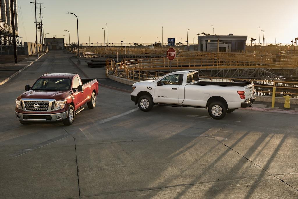 2017 Nissan Titan XD | Nissan