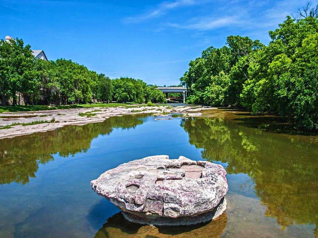 """Round Rock is recognized as a """"super suburb"""" of Austin, Texas, and is home of the international headquarters of Dell.Round Rock, Texas City Government/Facebook"""