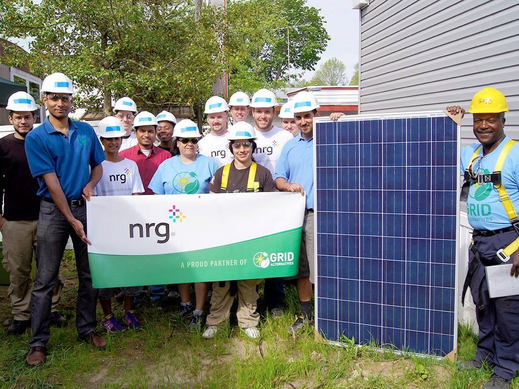 NRG Energy/Facebook