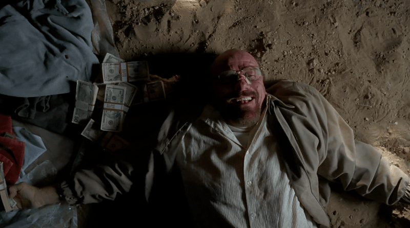 Walter White from 'Breaking Bad' made some questionable personal finance decisions to alleviate money problems