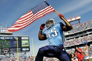 8 NFL Players Who Served in the US Military