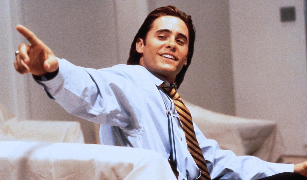 Jared Leto in 'American Psycho'