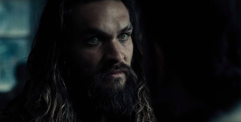 Aquaman as seen in Justice League
