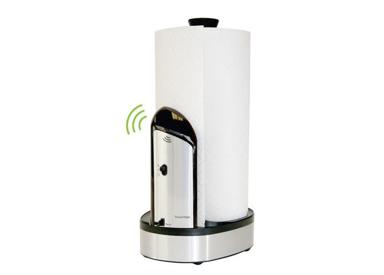 Automatic paper towel dispenser