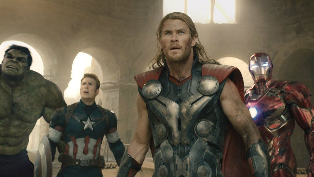 Thor in Avengers Age of Ultron