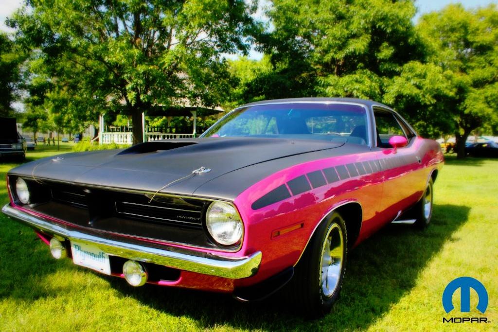 1970 Plymouth 'Cuda AAR | Fiat Chrysler Automobiles