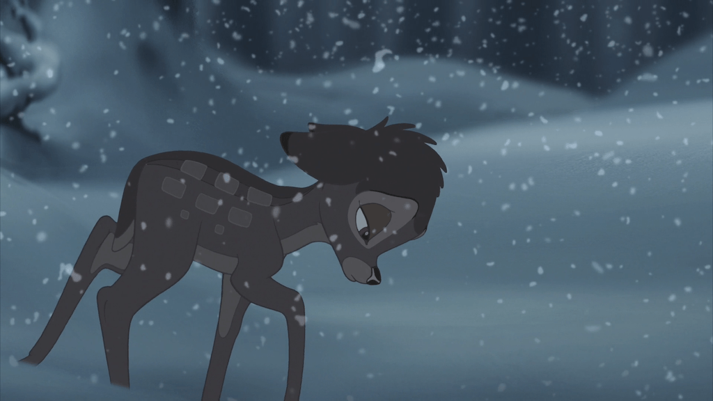 Bambi Searches for his Mother