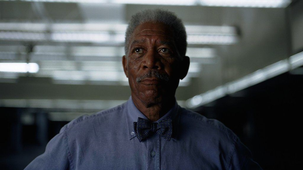 Top 10 Morgan Freeman Movies of All Time