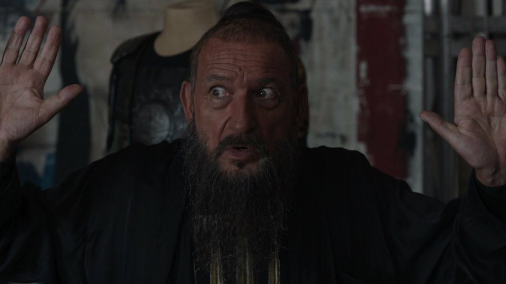 Ben Kingsley in Iron Man 3