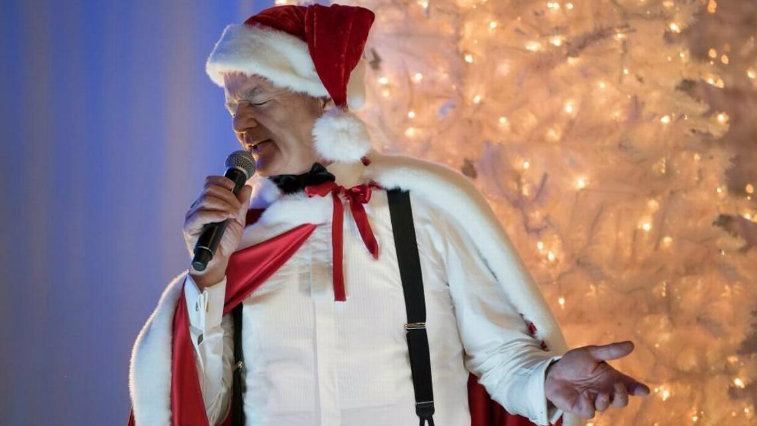 Bill Murray in A Very Murray Christmas