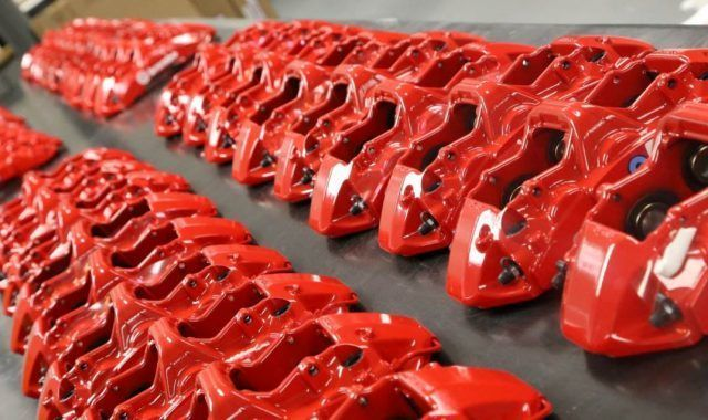 Brembo calipers