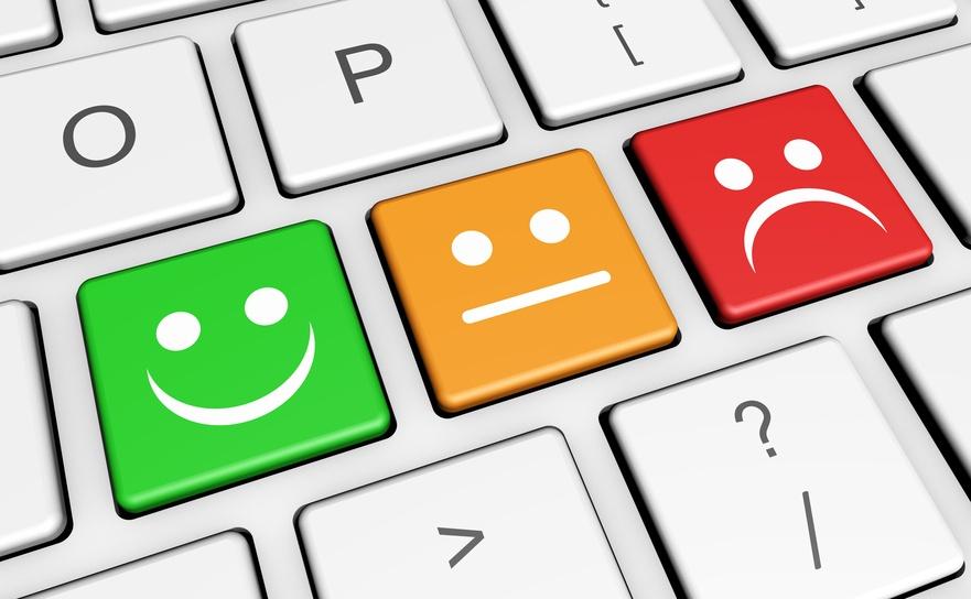 keyboard showing emoji