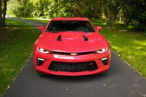 Chevy Camaro 1SS Review: The Affordable Muscle Car Gets a Makeover