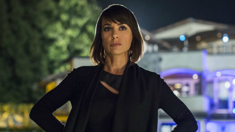 Constance Zimmer in unREAL