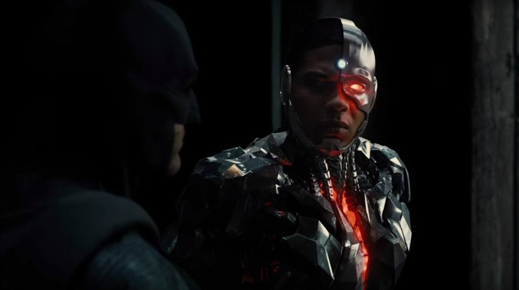 Cyborg, Justice League