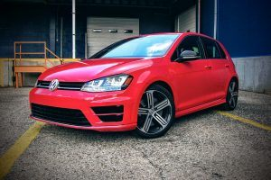 2016 Volkswagen Golf R Review: A Restrained Rabid Rabbit?