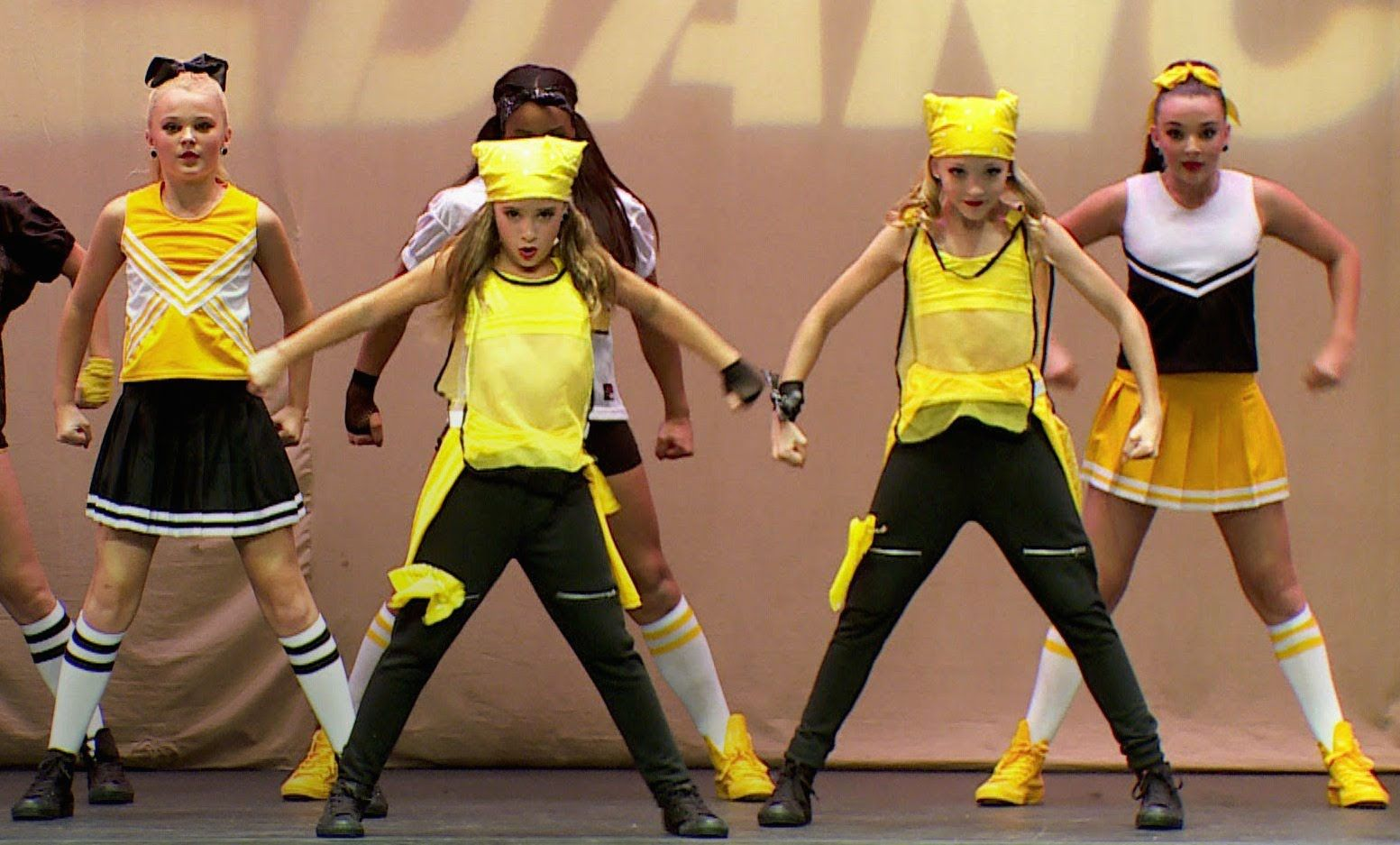 Little dancers from 'Dance Moms'