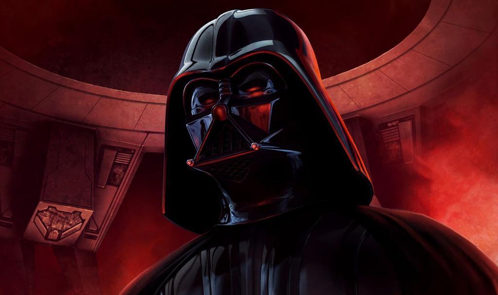 Darth Vader in his Marvel Comics series