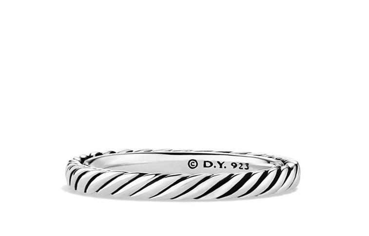 David Yurman Wedding Ring 29 Stunning David Yurman cable classics