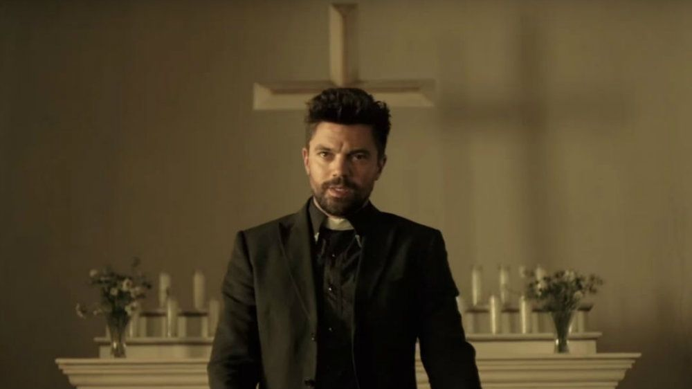 Dominic Cooper in Preacher