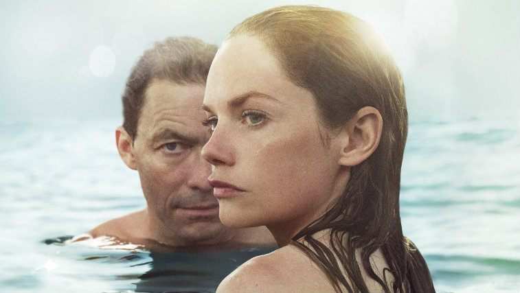 Dominic West and Ruth Wilson in The Affair
