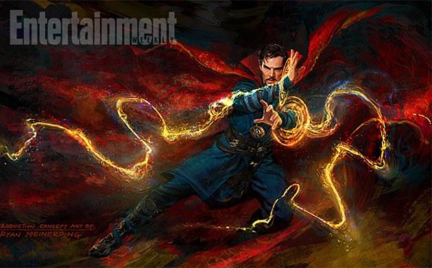 Doctor Strange   Marvel via EW