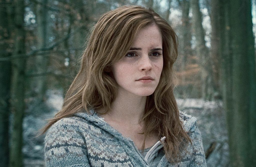 Emma Watson - Harry Potter and the Deathly Hallows Part 1