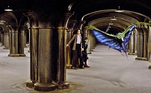 Fantastic Beasts Swooping Evil   Warner Bros. via EW