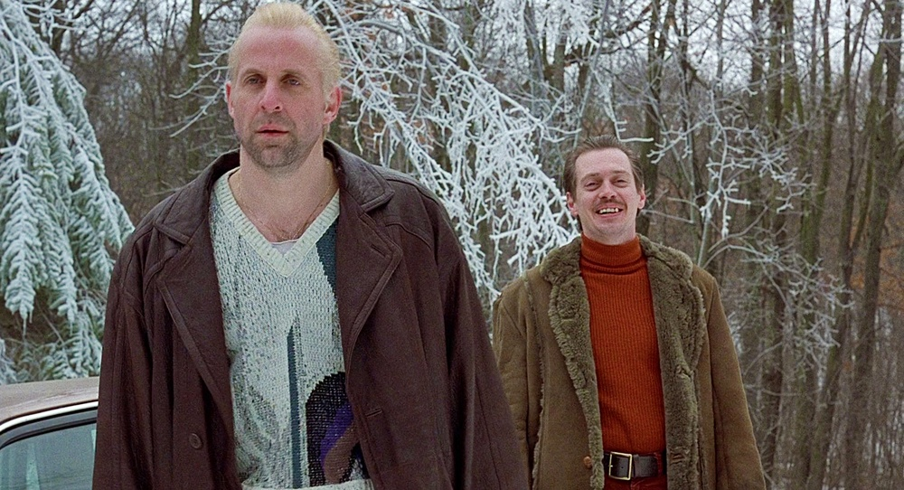A still image from the film Fargo