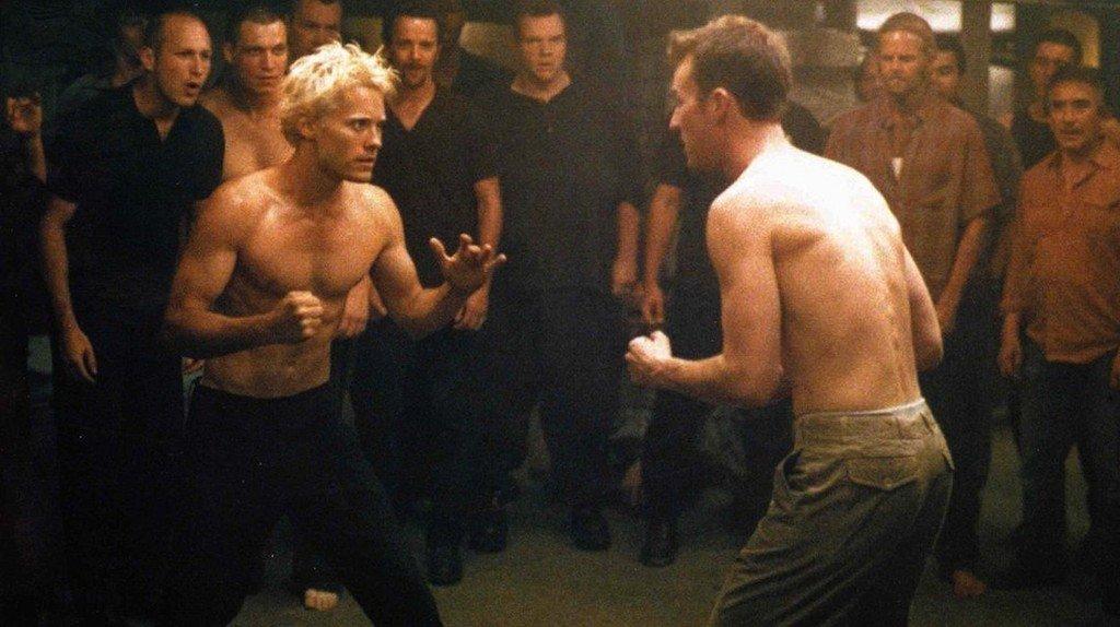 Jared Leto in 'Fight Club'