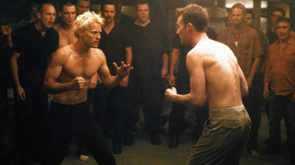 Jared Leto in 'Fight Club'