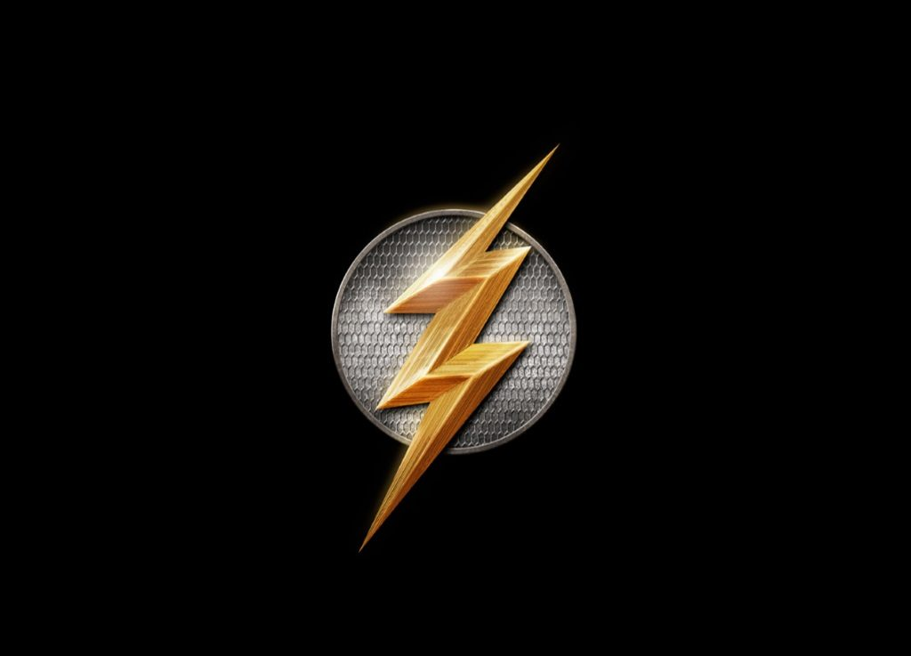 The flash lightening bolt logo