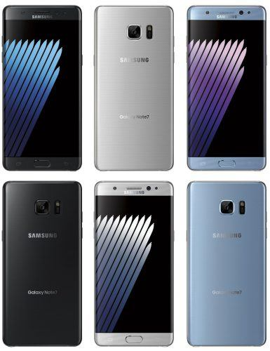 Galaxy Note 7 leaked by Evan Blass