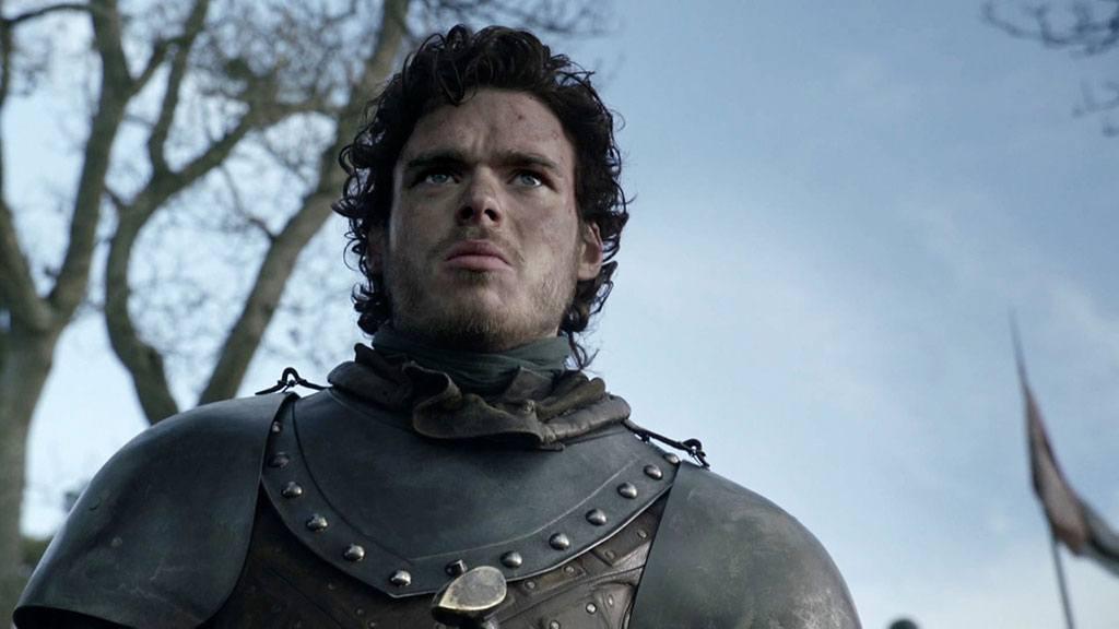 Robb Stark on Game of Thrones, Season 2
