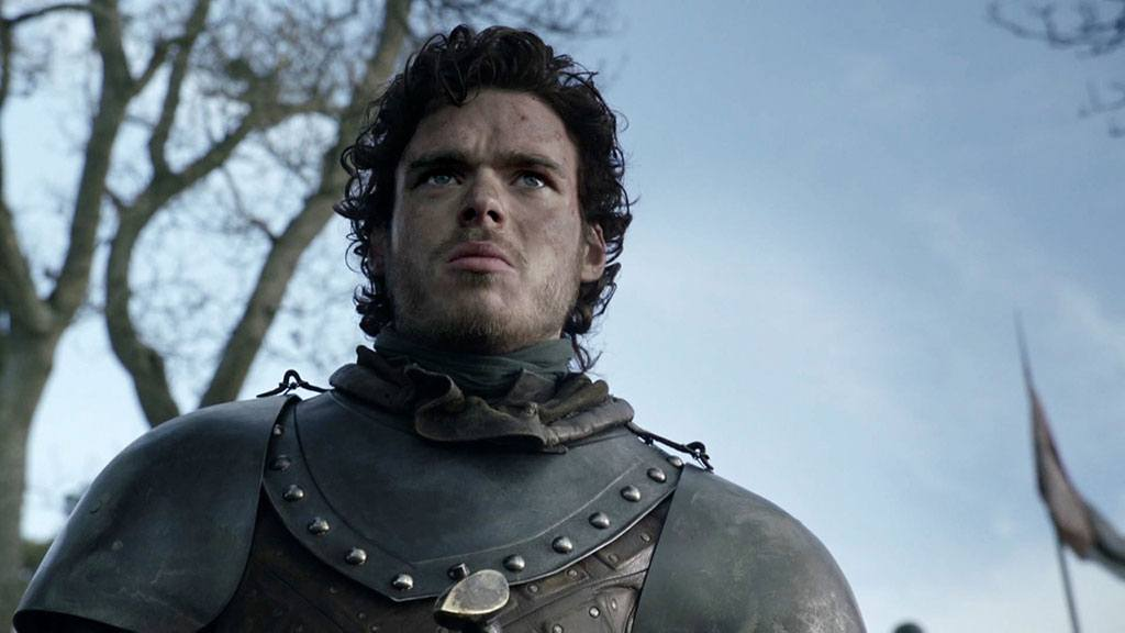 Robb Stark on Game of Thrones, Season 2