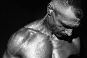 The Life and Struggles of Becoming a Bodybuilder