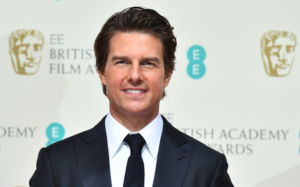 Tom Cruise | Ben Stansall/AFP/Getty Images